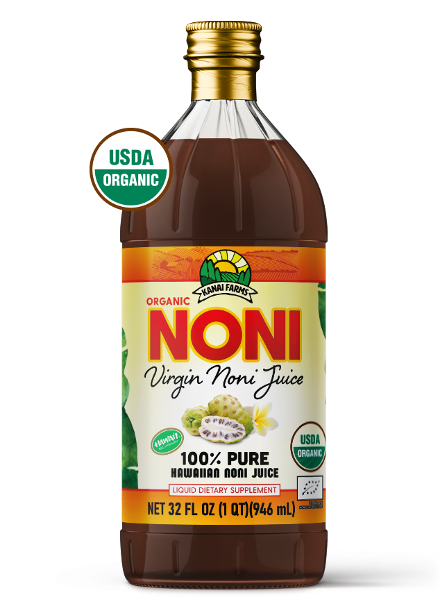 Virgin Pure Organic Noni Juice